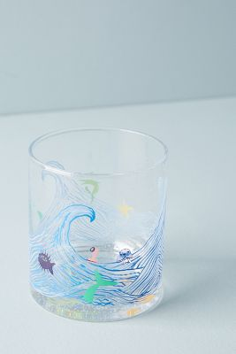 Boca Raton Glass by Anthropologie