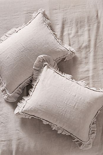 pillow shams textured colorful shams anthropologie