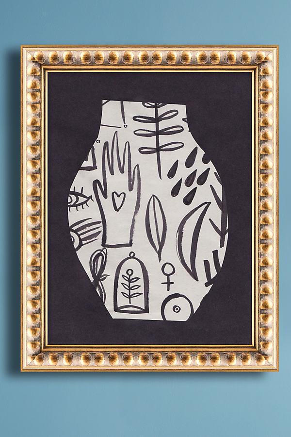 Vase Wall Art
