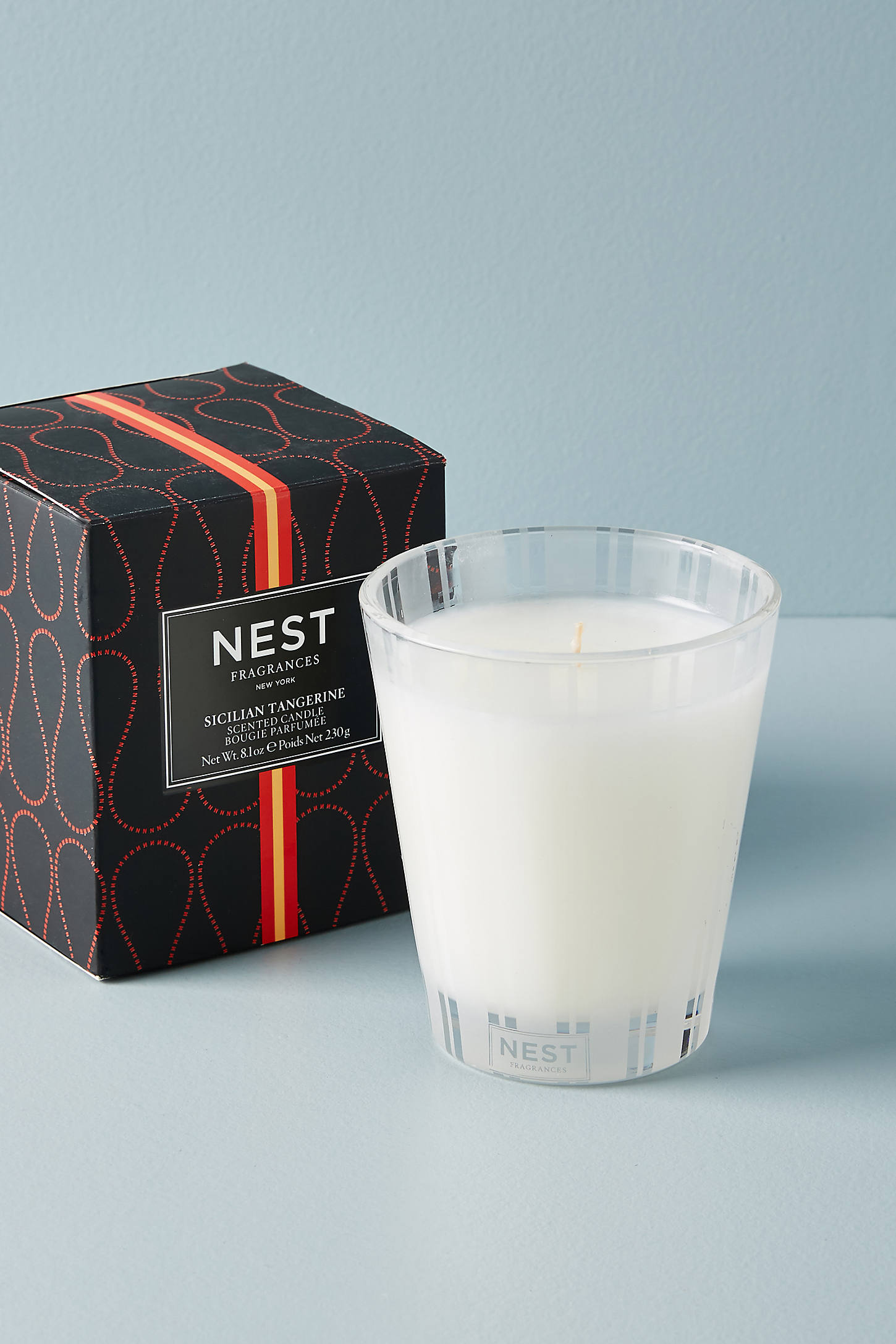 Nest Fragrances Classic Boxed Candle In Orange