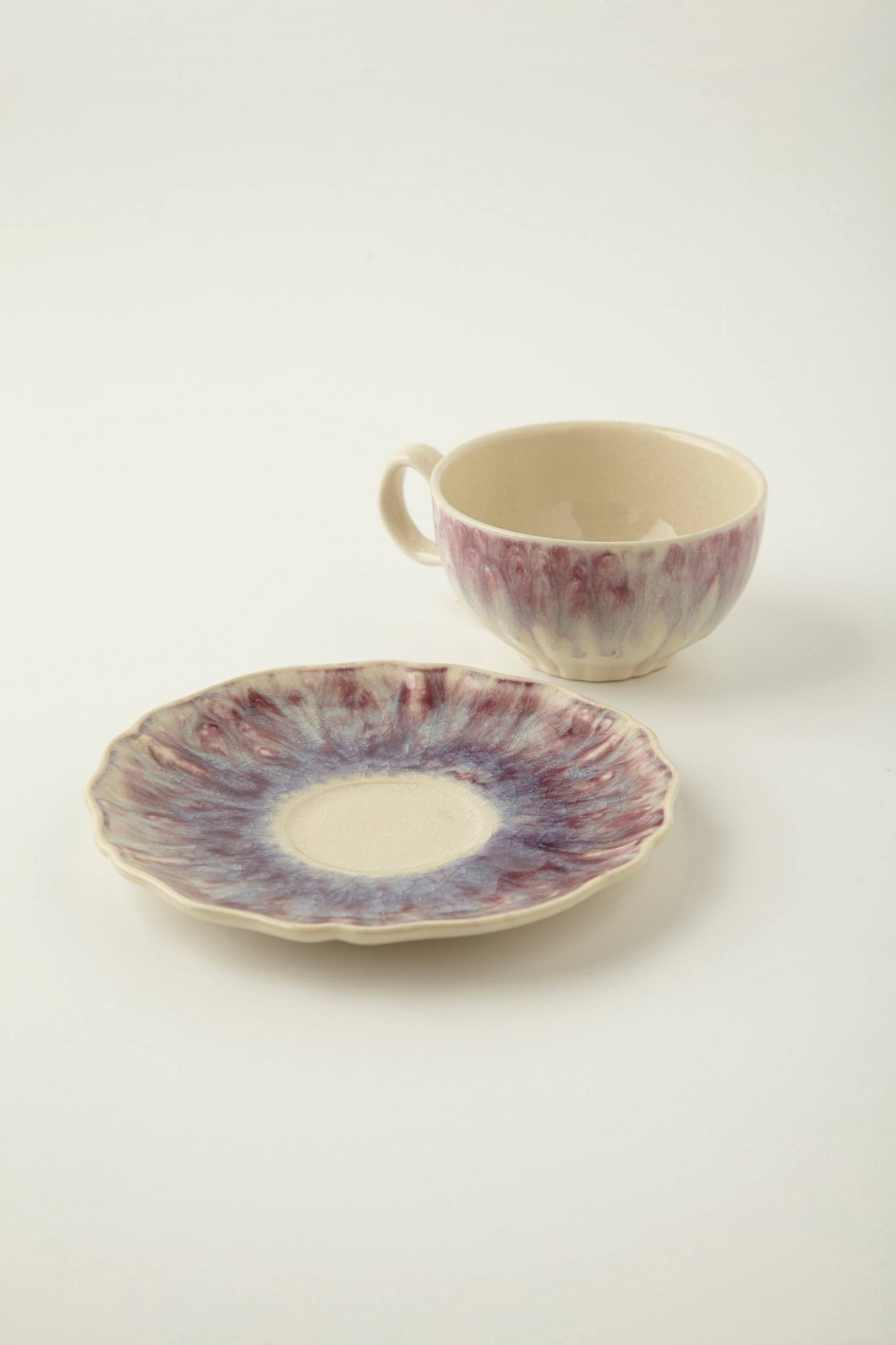 Smoke Rings Cup & Saucer