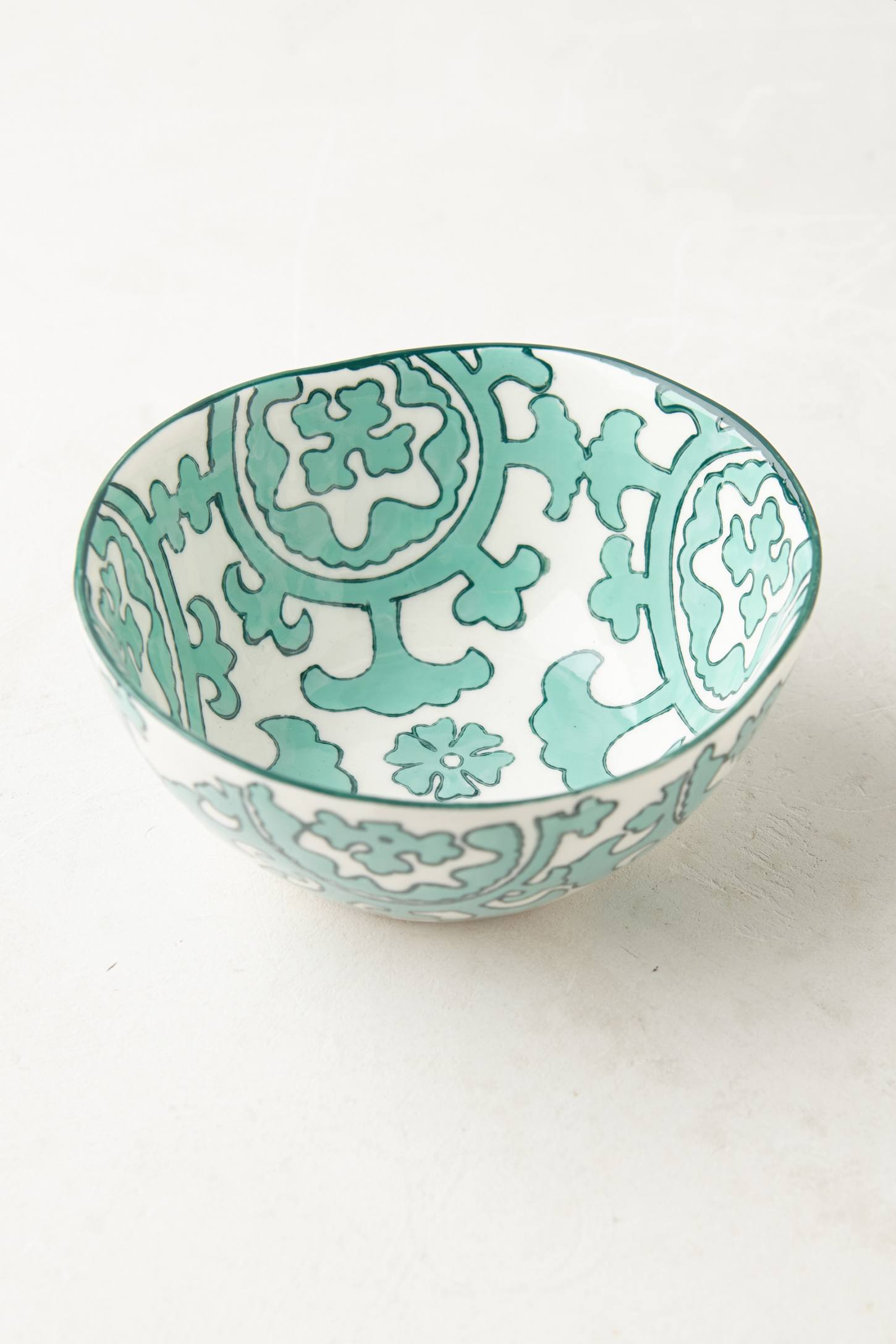 Slide View: 4: Gloriosa Cereal Bowl