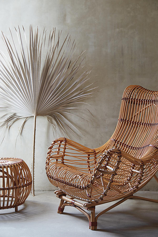 Susila Rattan Chair Anthropologie