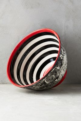 Felicitation Bowl - Black & White
