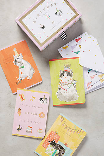 Slide View: 1: Fields Abloom Birthday Cards