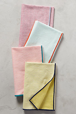 Slide View: 2: Woven Wayside Napkins, Set of 4