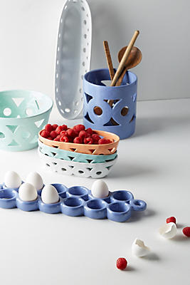 Slide View: 3: Eastwick Egg Caddy