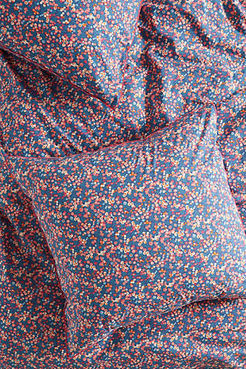 Slide View: 1: Liberty for Anthropologie Wiltshire Berry Euro Sham