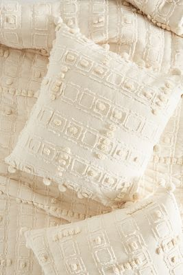 Pommed Kimbra Euro Sham by Anthropologie