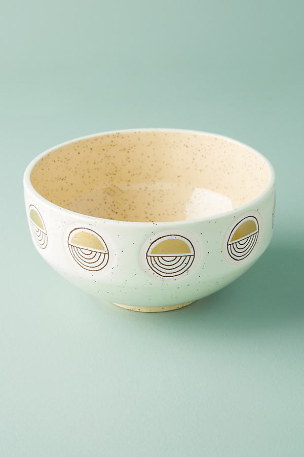 Ontario Bowl - Mint, Size Bowl