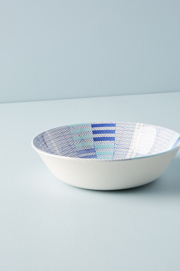 Graph Bowl - Dark Blue, Size Bowl