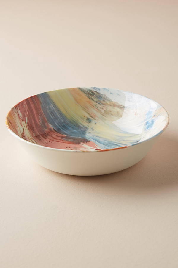 Zala Bowl - Neutral Motif, Size Bowl
