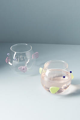 Slide View: 2: Under the Sea Wine Glass