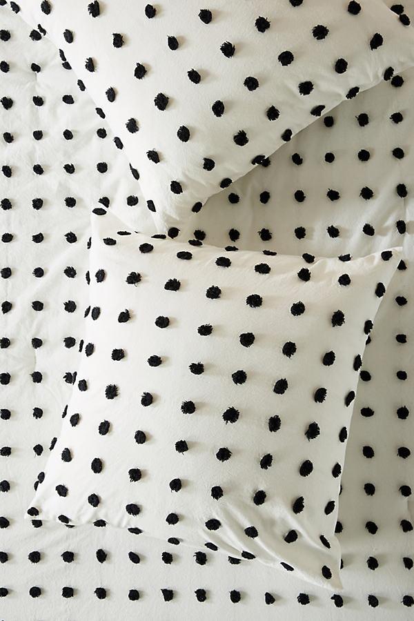 Makers Getufteter, quadratischer Kissenbezug - ...