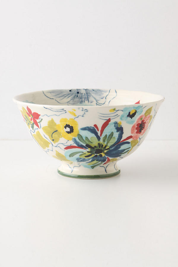 Slide View: 1: Sissinghurst Castle Cereal Bowl