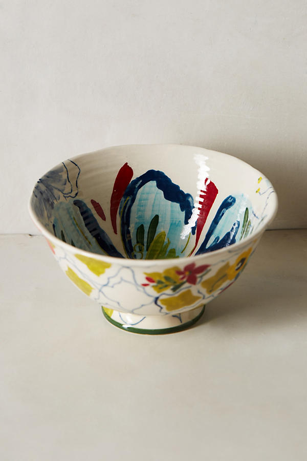 Slide View: 4: Sissinghurst Castle Cereal Bowl