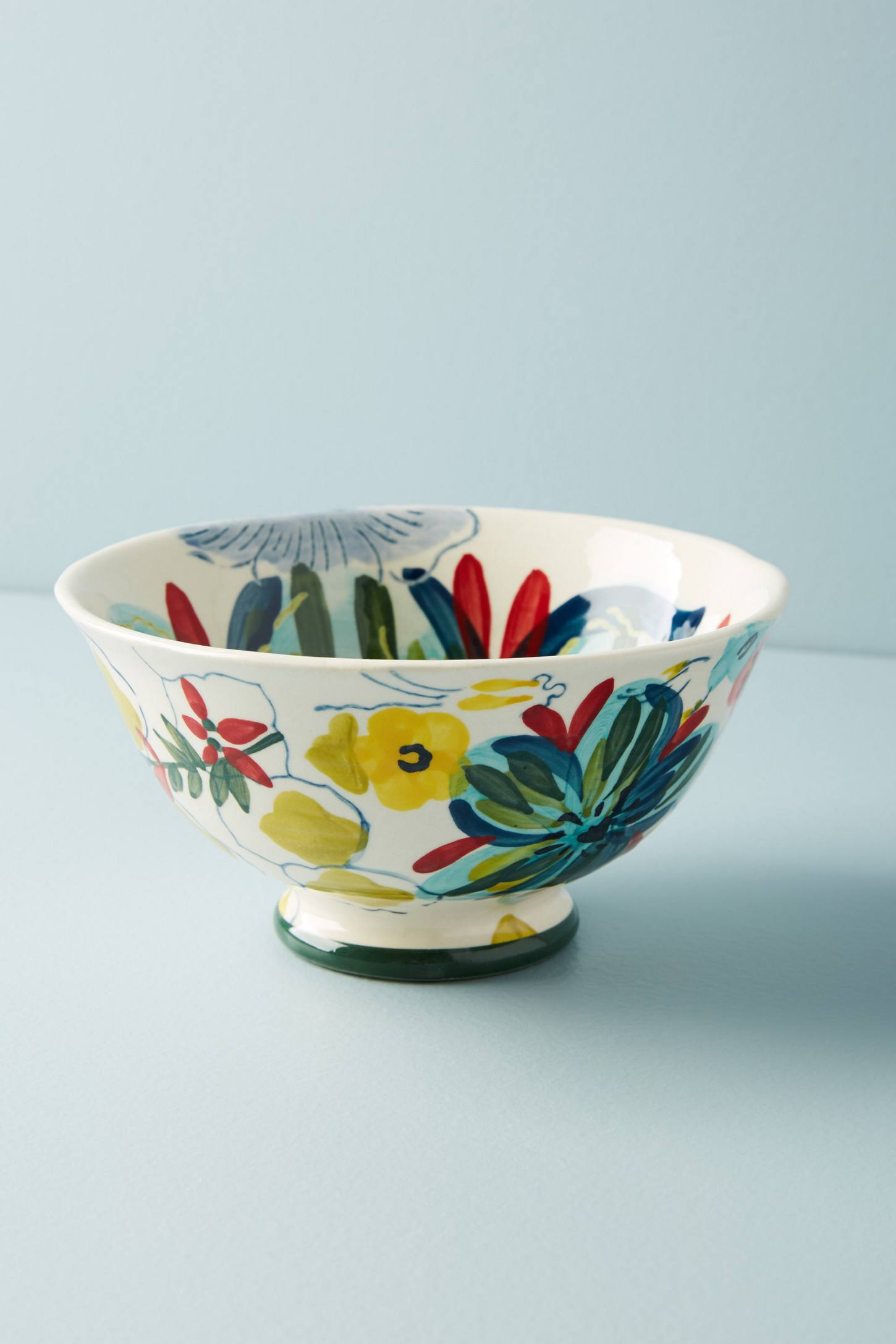 Slide View: 2: Sissinghurst Castle Cereal Bowl