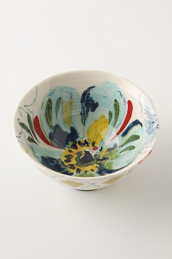 Slide View: 5: Sissinghurst Castle Cereal Bowl
