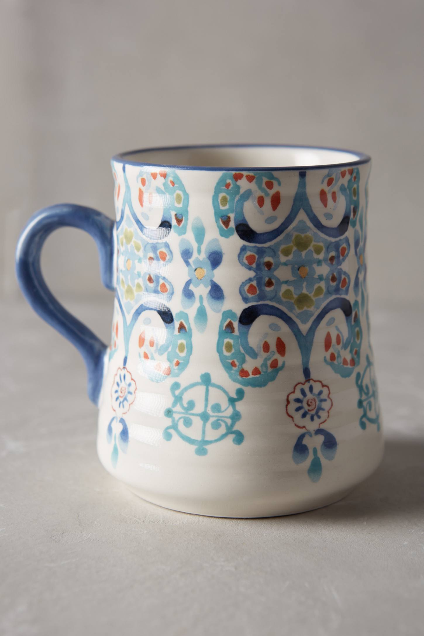 Slide View: 1: Swirled Symmetry Mug