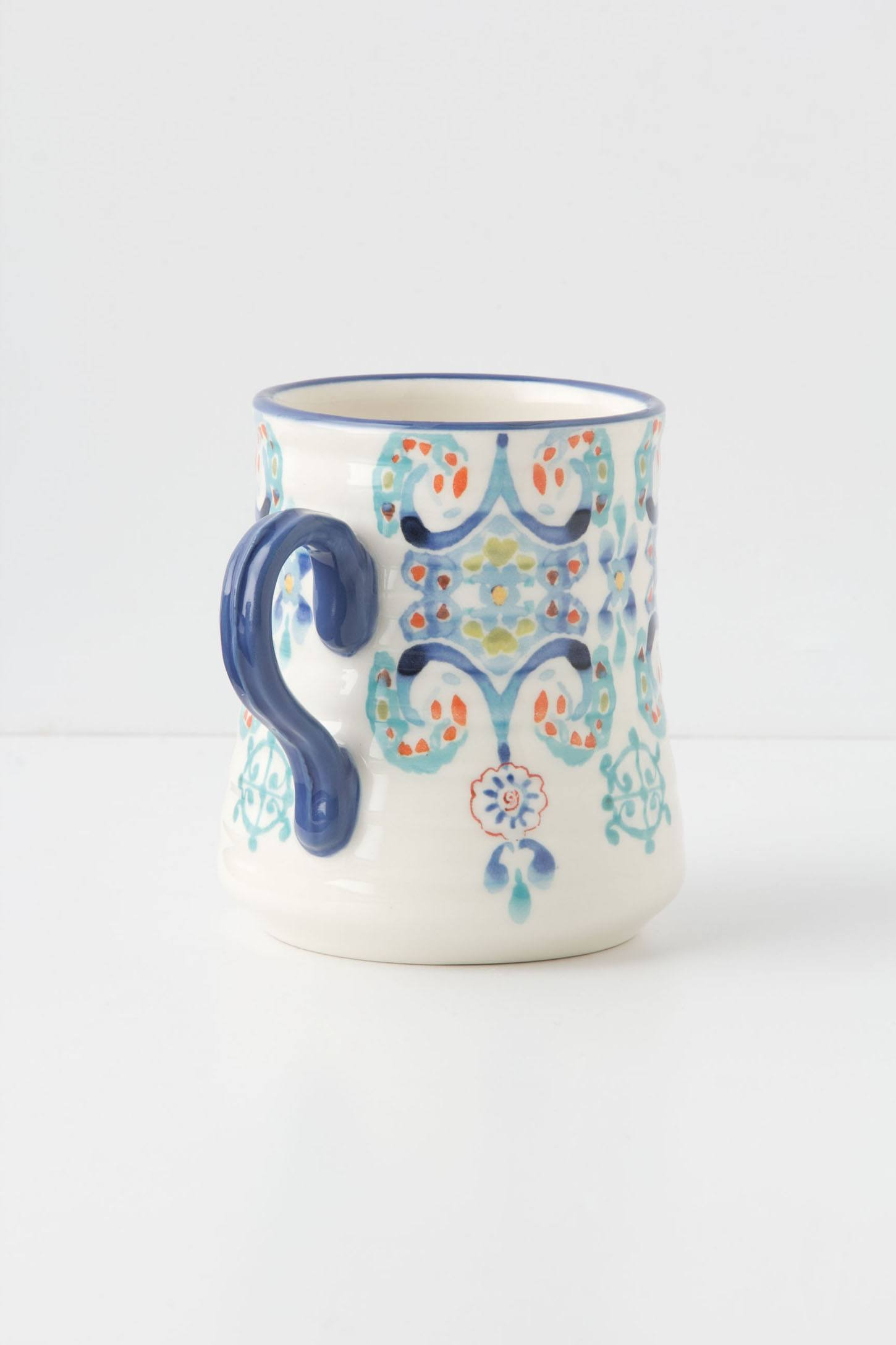 Slide View: 4: Swirled Symmetry Mug