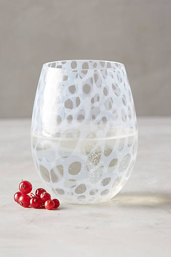 Treillage Stemless Wine Glass