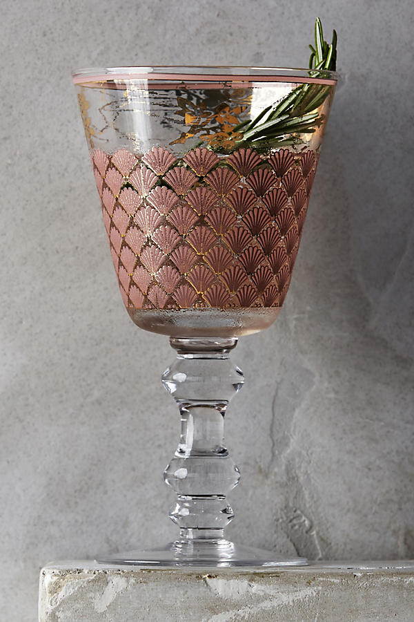 Slide View: 1: Renesse Wine Glass