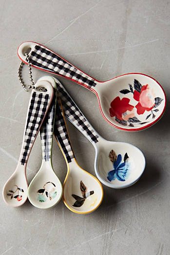 Slide View: 1: Petalpress Measuring Spoons