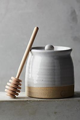 Slide View: 1: Silo Honey Pot