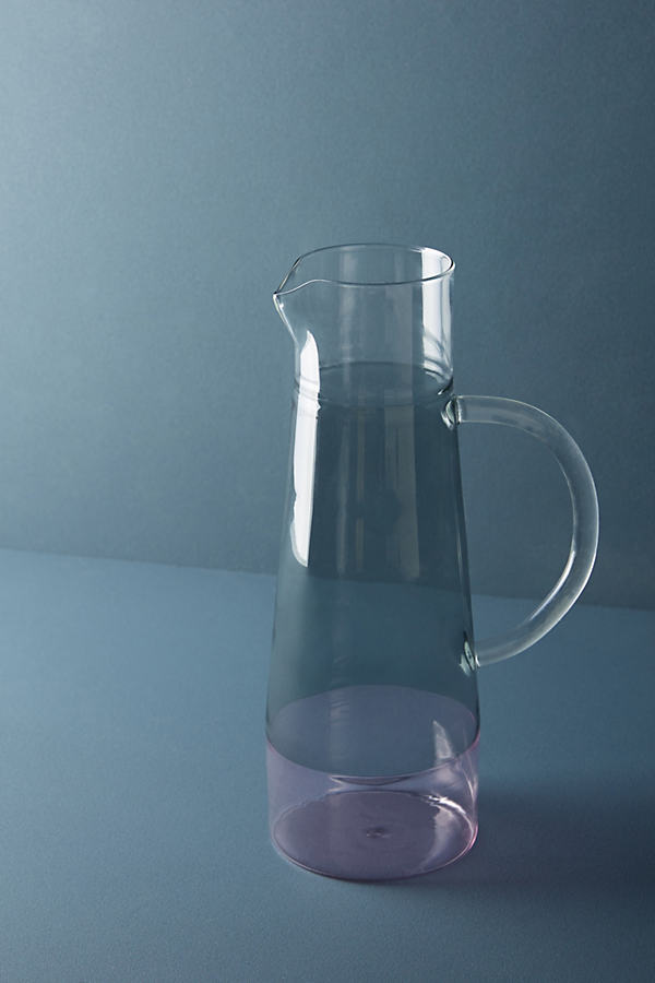 Scuttle Pitcher - Lilac, Size Pitcher