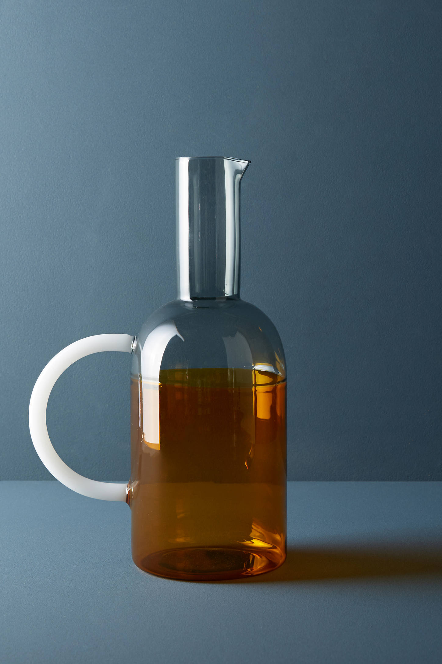 Tinted Pitcher