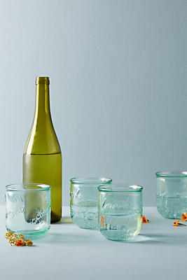 Slide View: 1: Vino Stemless Wine Glass Set