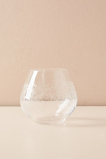 Gardenshire Stemless Wine Glass