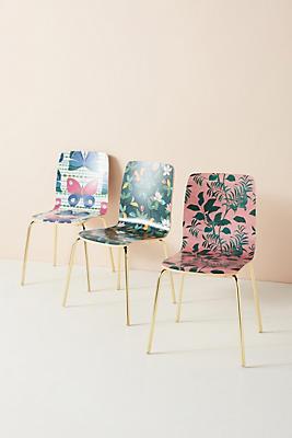 Slide View: 2: Paule Marrot Tamsin Dining Chair