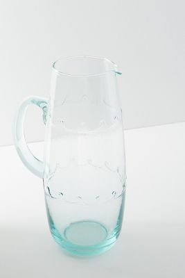 Nalu Pitcher by Anthropologie
