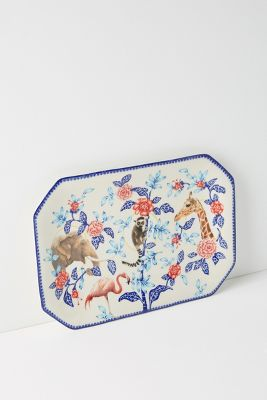 Nature Table Platter by Anthropologie