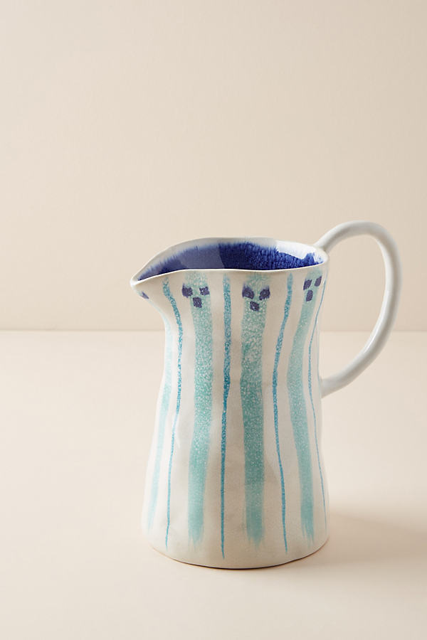 SUNO for Anthropologie Reactive Pitcher - Assorted, Size Pitcher