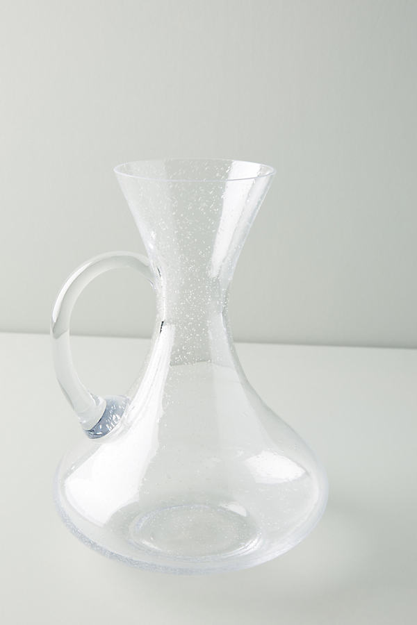Carra Carafe - Clear, Size Pitcher