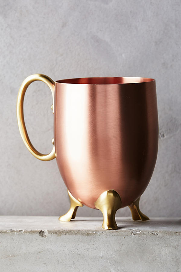 Slide View: 1: Tasse Moscow Mule de Caldley