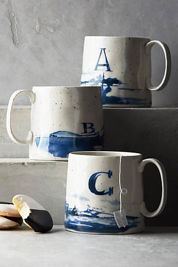 buoyant letters mug