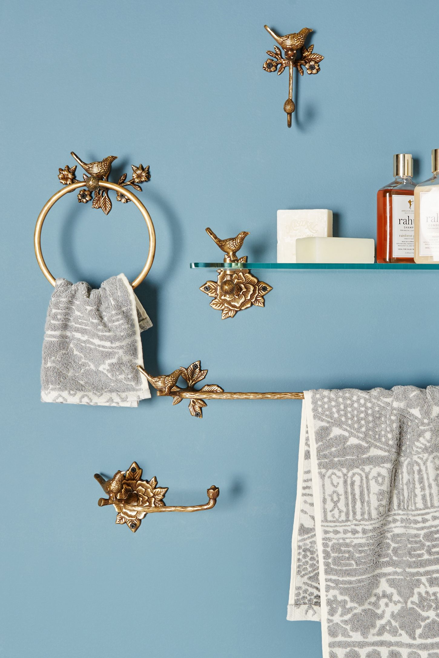 Everlee Towel Bar | Anthropologie