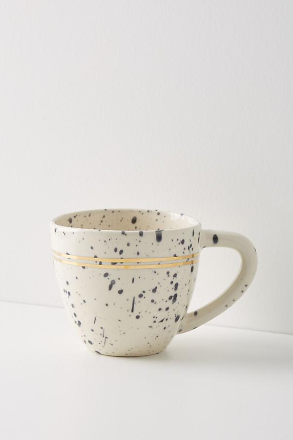 Sussex Mug - Black & White, Size Mug