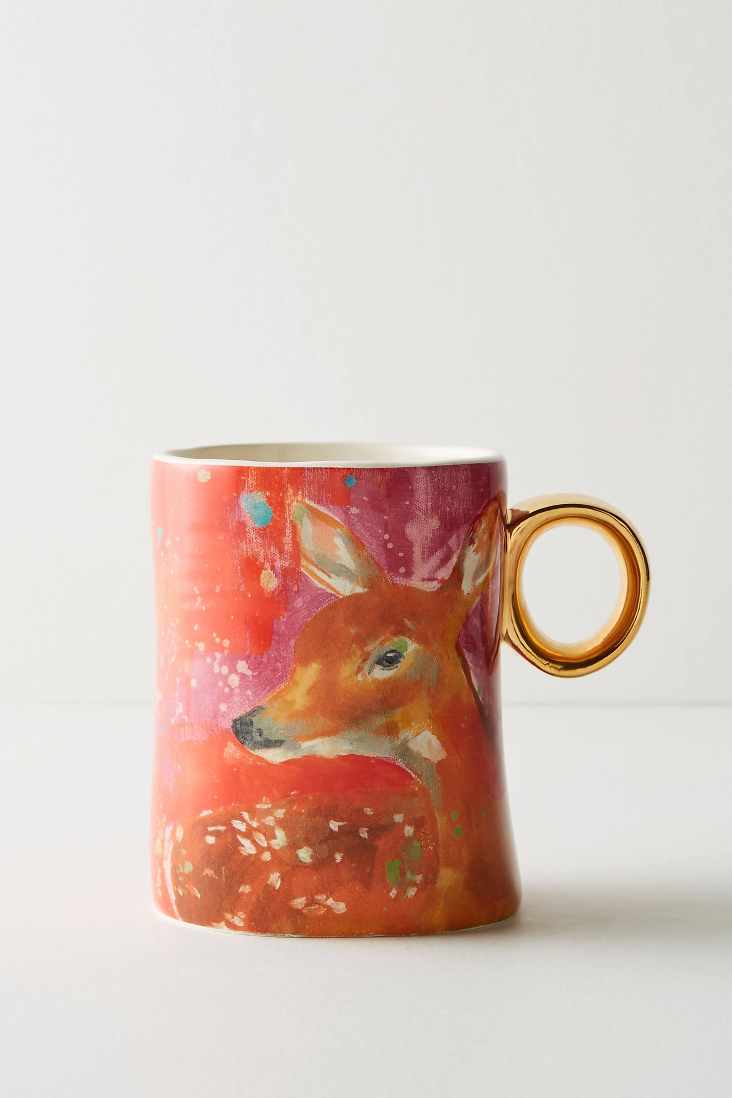 Winter Fauna Mug