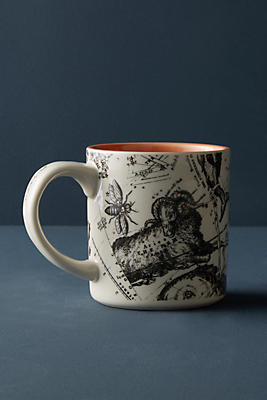 Slide View: 1: Astrology Chart Mug