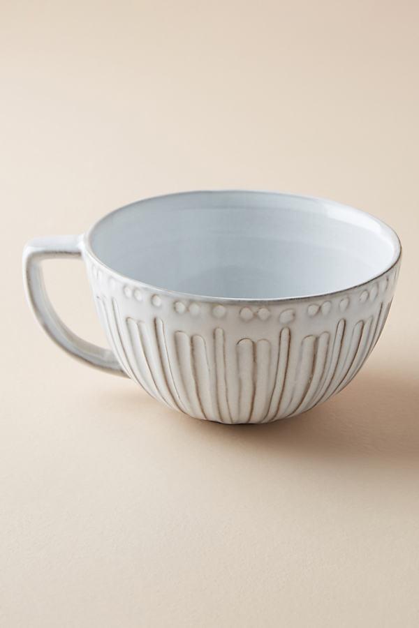 Elana Mug - White, Size Mug