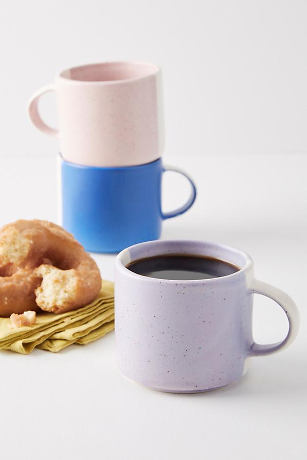 Colour Study Mug - Blue Motif, Size Mug