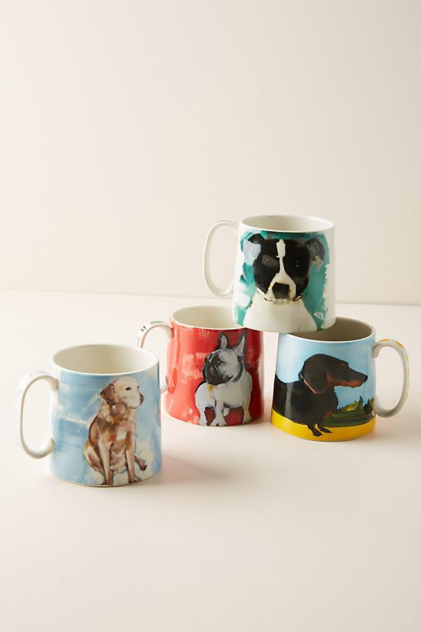 Dog-a-Day Mug - Assorted, Size Mug