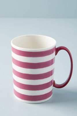 Domino Mug by Anthropologie