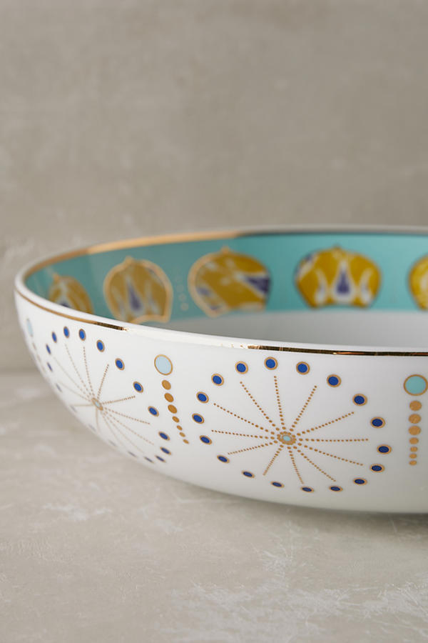 Slide View: 3: Forbury Large Serving Bowl