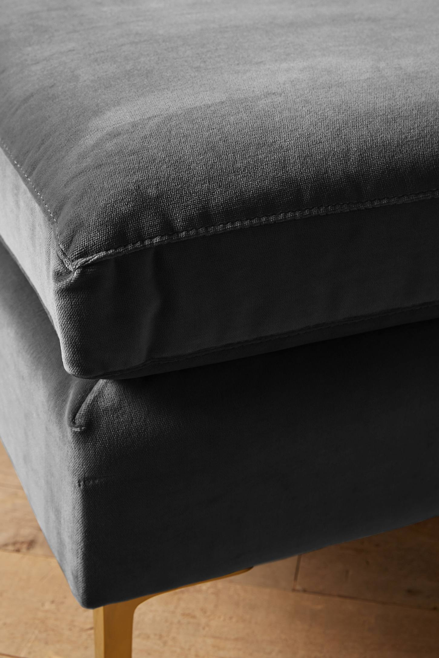 Slide View: 2: Velvet Edlyn Chair