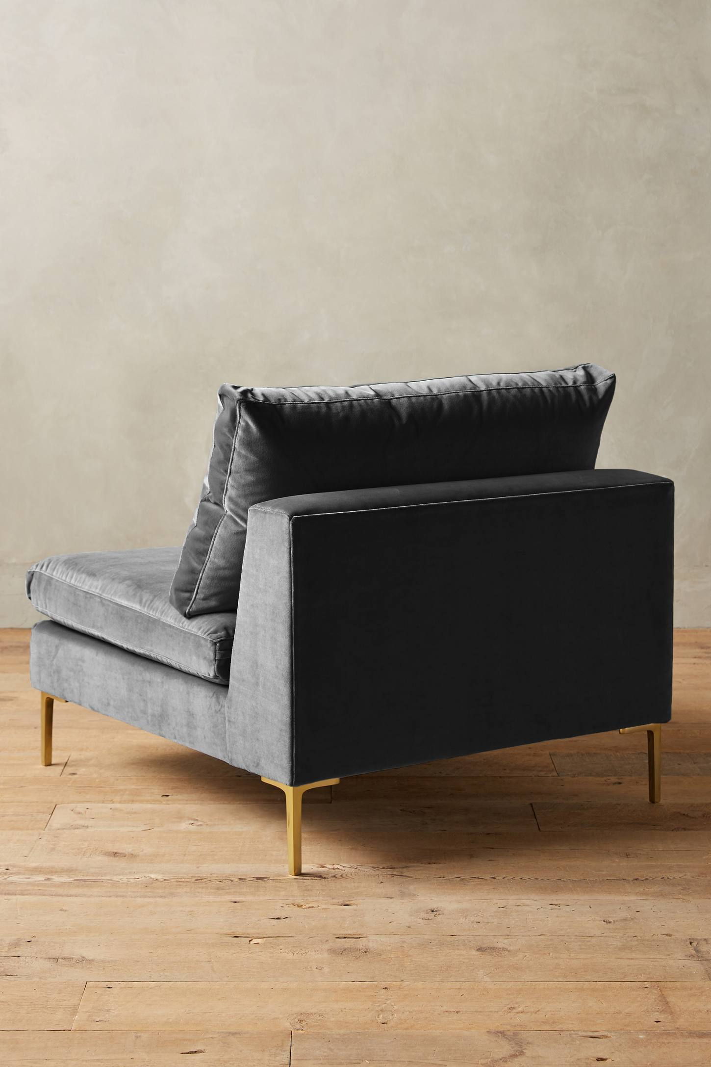 Slide View: 3: Velvet Edlyn Chair